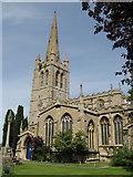 SK8608 : All Saints Church Oakham Rutland by Richard Rogerson