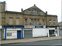SE0824 : Former Palladium Cinema, King Cross Road, Halifax by Tony Martin