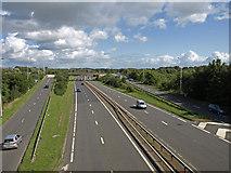NS3141 : Dual Carriageway A78 by wfmillar