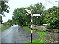 NS5775 : Craigmaddie Road, Baldernock by Chris Heaton