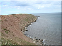 TA1281 : Filey Brigg by phillip andrew carl taylor