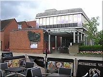 SP2055 : Exhibition Centre, Stratford on Avon by Kenneth  Allen