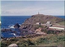 SW3531 : Cape Cornwall by M J Richardson
