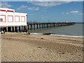 TM3034 : The Pier, Felixstowe by John Goldsmith