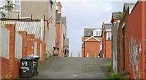 J3472 : Lane, Belfast by Albert Bridge