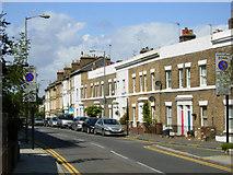 TQ3386 : Lordship Road, Stoke Newington by Stephen McKay