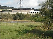 NS3977 : Vale of Leven industrial estate, Kilmalid by Richard Webb