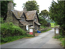 SS7049 : Lodge to Lee Abbey by Philip Halling
