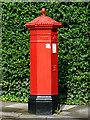 SO9321 : Penfold pillar box, corner of Douro Road, Cheltenham by Brian Robert Marshall