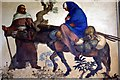 SP8357 : Flight into Egypt by Tiger