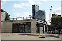 TQ3680 : Royal China at Canary Wharf by Peter Trimming