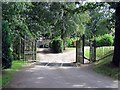 NZ4238 : Entrance to the castle by Roger Smith