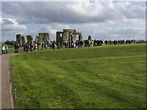 SU1242 : Stonehenge Stone Circle by Shaun Ferguson