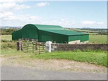 S5707 : Barn near Knockeen by David Hawgood