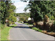 S5808 : Speed limit at entrance to Ballycashin by David Hawgood