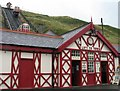 NZ6621 : Cliff Railway, Saltburn-by-the-Sea. by Gerald Massey