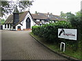 TQ0184 : Catholic Church by Shaun Ferguson