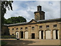 NZ0878 : The stables at Belsay Hall (3) by Mike Quinn