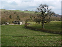 NZ0021 : Low Garth Farm, Romaldkirk, Teesdale by William Stafford
