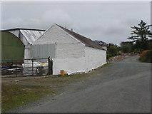S6503 : Barn near Ballynamoyntragh by David Hawgood