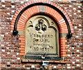 SJ9288 : Wesleyan Chapel AD 1887 by Gerald England
