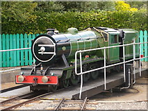 TA0390 : Triton at Scalby Mills Station by Mark Pitts