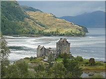 NG8825 : Eilean Donan Castle by sylvia duckworth
