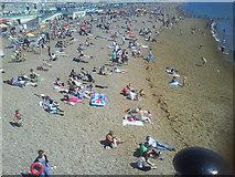 TQ3103 : Brighton Beach by Gary Fellows