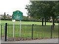 SK5036 : Inham Nook Recreation Ground by Alan Murray-Rust