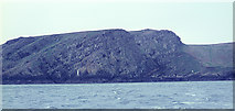 SM7308 : High Cliff and Welsh Way, Skomer by John Rostron