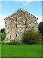 NZ0712 : Brignall Barn by David Rogers
