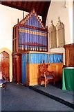 TR3748 : St John the Evangelist, Kingsdown, Kent - Organ by John Salmon