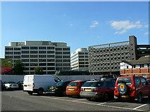 SU1584 : Zurich Insurance, Fleming Way, Swindon by Brian Robert Marshall