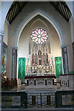 NJ4165 : St Peter's Church by Anne Burgess