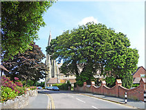 SZ5881 : Queen's Road, Shanklin, Isle of Wight by Christine Matthews