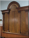 SU6400 : War memorial within St Luke's, Portsea by Basher Eyre