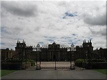 SP4416 : Blenheim Palace by Gerald Massey