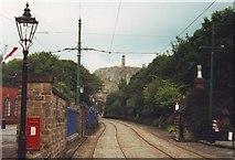 SK3455 : Crich Tram Museum, Derbyshire by nick macneill