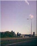 TR0862 : BP Petrol Station on A299 Thanet Way by Robert Lamb