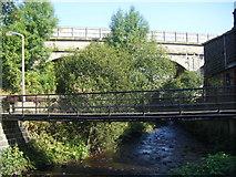 SE0125 : Bridges, Mytholmroyd by Ivan Hall