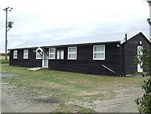 TM1453 : Hemingstone Hut by Keith Evans