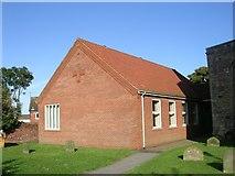 TA0322 : St Mary's Church Hall - Burgate by Betty Longbottom