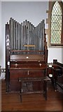 TM0099 : St Peter, Little Ellingham, Norfolk - Organ by John Salmon
