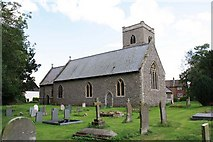 TM0099 : St Peter, Little Ellingham, Norfolk by John Salmon