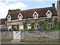SP9004 : Cottages at Lee, Buckinghamshire by Gerald Massey
