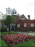 SJ3384 : Church Drive Primary School, Port Sunlight by Gerald Massey