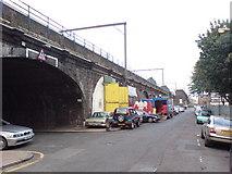TQ3581 : Barnardo Street, E1 by Danny P Robinson
