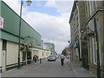 SE2627 : Hope Street - Queen Street by Betty Longbottom