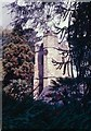 SW8435 : Church in the trees at St Just - 1962 by M J Richardson