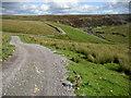 NY8028 : Pennine Way east of Birkdale by Chris Heaton